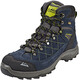 High Colorado Gaebris Mid High Tex Wanderschuhe Herren blau-lime